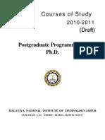 PhD Mnit Jaipur