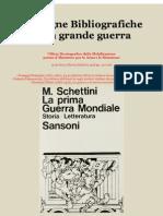 1918 Rassegne Bibliografiche Sulla Guerra