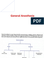 General Anesthesia. 2010