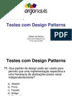 Questoes Design Patterns