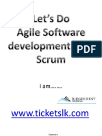 agilesoftwaredevelopmentwithscrum-091101015702-phpapp01