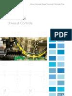 WEG Drives & Controls 50011458.06 Catalogo Portugues Br
