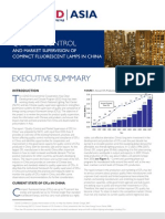 USAID/Asia, Quality Control and Market Supervision of CFLS in China (Summary), 4-2010