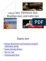 Jazz AC Gypsy Latin