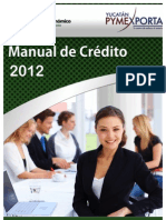 Manual de Crédito 2012