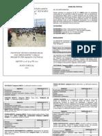 Reglamento Final Vaquerito 2012