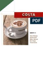 Costa Coffee marketing