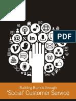Building Brands through 'Social' Customer Service