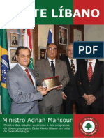Revista Clube Monte Líbano - ed 30 - versão web