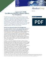 Aberdeen Cloud Research Report 2012