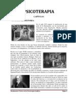 Psicoterapia Historia