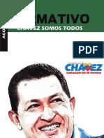 Chávez somos todos - agosto