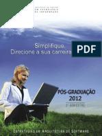 Folder Pos EAS 2012 2o Semestre