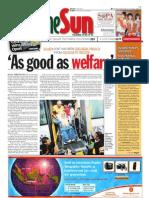 thesun 2009-01-12 page01 as good as welfare