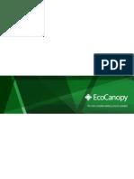 EcoCanopy Brochure