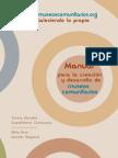 Manual Para La Creacion y Desarrollo de Museos Comunitarios
