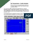 P25 Audio Analysis Patrick Forbes 08072012