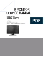 2005fpw Maintenance Manual
