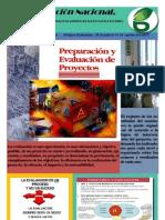 2da. Edición, Periódico Proyección Nacional.