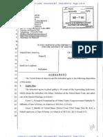 Loughner Plea Agreement
