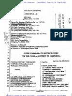 FDIC v LSI Appraisal LLC, Lender Processing Services Inc -- Complaint and Exhibits