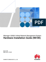 Hardware Installation Guide (N610E)-(V100R006C00_02)