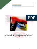 Apostila-Curso de Maquiagem Profissional