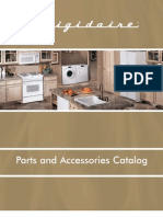 Frigidaire Parts and Accessories Catalog