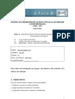Dinis Luis 1102238 POPESOC E Folio B