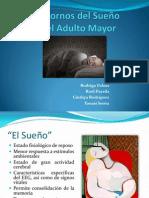 Presentación Geriatría / Trastornos del sueño