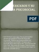Erickson-Teoría Psicosocial Presen