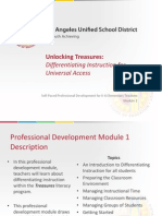 LAUSD Treasures PD 1 08.07.2012