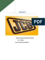 JCB Report