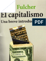 Fulcher, James - El Capitalismo Una Breve Introduccion