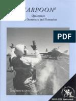 Harpoon 4 - CoAG - Quickstart - Rules Summary and Scenarios