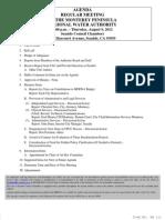 Mprwa Agenda Packet 08-09-2012