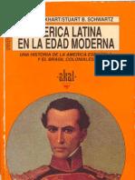 América Latina en la edad moderna