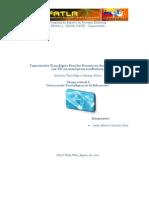 Capacitación Tecnológica Para los Docente en Incorporación De  Las TIC en enseñanzas académicas
