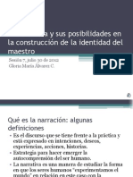 Clase 30 Julio. Curso construcción de identidad y procesos de subjetivación