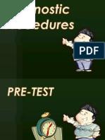 Diagnostic Procedures 2011 - Latest