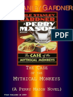 101121999 Perry Mason 62 the Case of the Mythical Monkeys