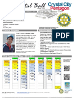 August 1, 2012 Bulletin - Crystal City-Pentagon Rotary Club