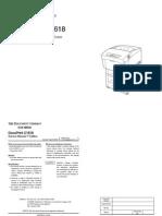 C1618 Sevice Manual
