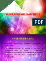 Hipersensibilidad Tipo 1