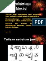 Sejarah Jawi
