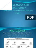 Microbiology and Parasitology