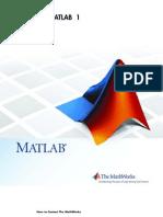 Embeded Matlab 1 - User's Guide