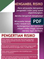 MENGAMBIL RISIKO