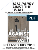 Against the Wall Press Pack