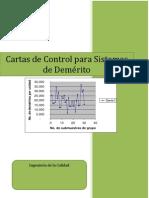 Cartas de Control Sistemas de Demerito